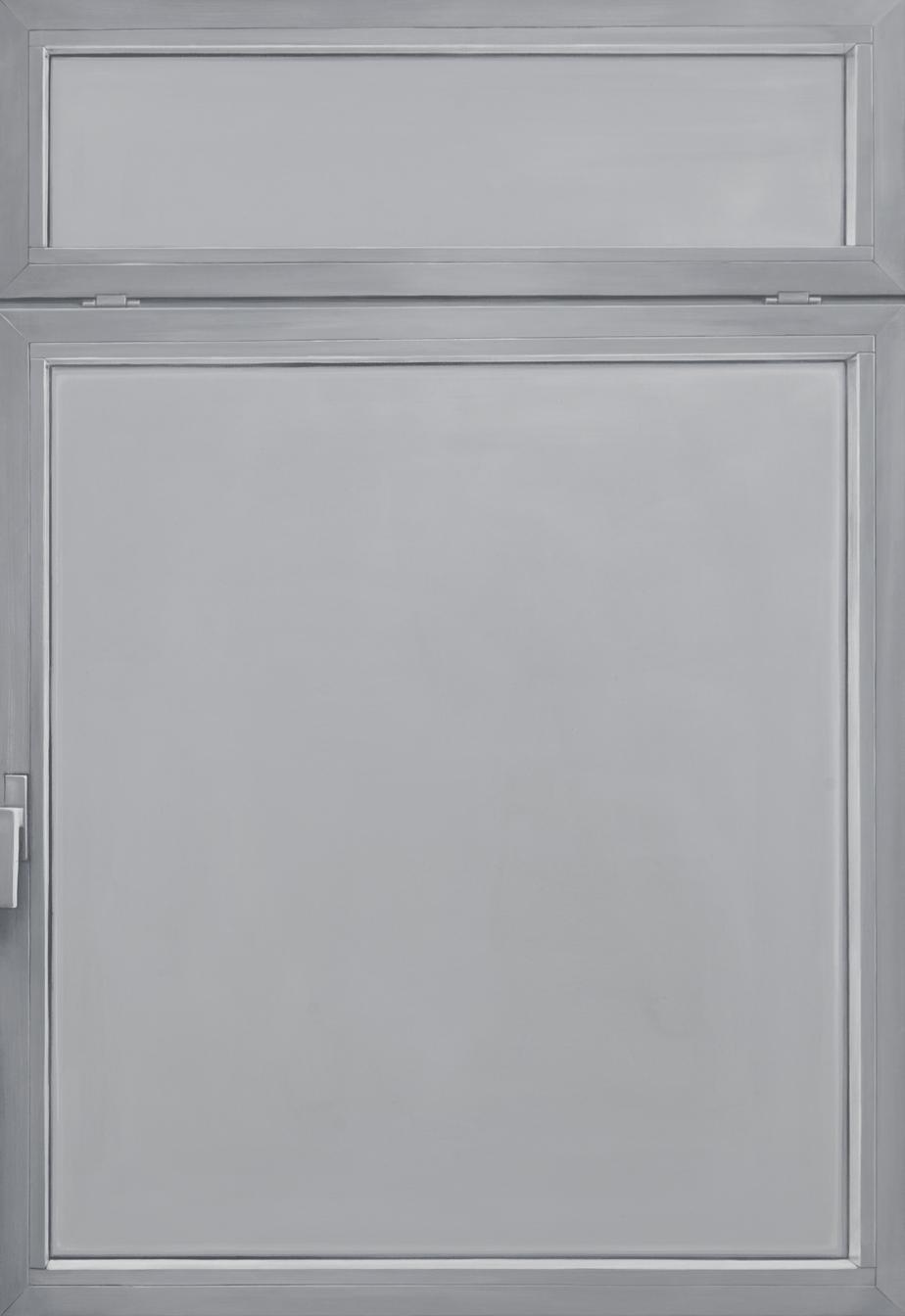 Die Aussicht 2 (Alles hat eine Bedeutung Nr. 3) 2013 | Acryl auf Leinwand | 160 x 110 cm